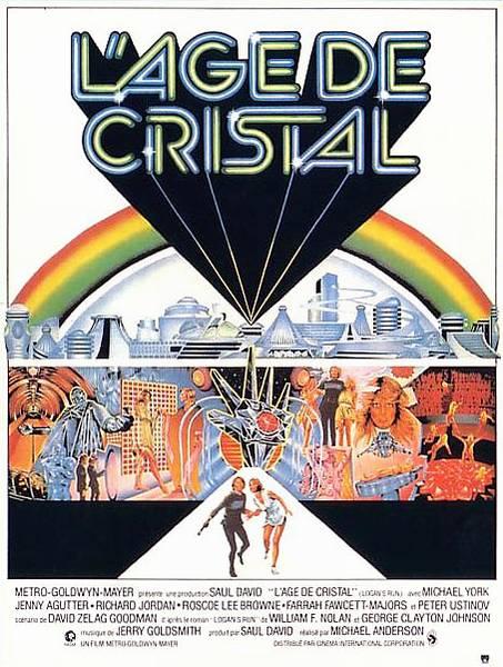 L'Âge de cristal affiche